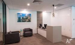 The Box Hill office space offers unique and state- of-