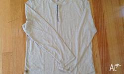 NEXT UK Men Long Sleeve Cotton Top size XXL Size XXL