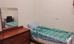 One nice spacious bedroom in a big house located in