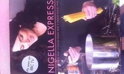 Nigella Express. Barely used. $15.00 ONO. Has best choc