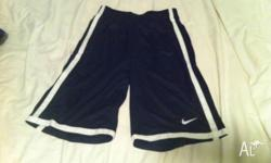 - Nike & Adidas shorts - Size Small but will fit a