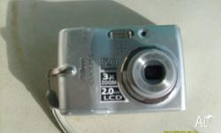 NIKON COOL PIX DIGITAL CAMERA MODEL L10 IN ORIGINAL