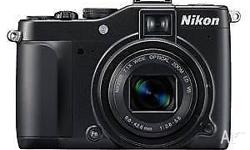 Nikon COOLPIX P7000 10.0MP Compact Digital Camera