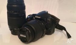 EXCELLENT CONDITION SLR CAMERA! NO SCRATCHES ON THE