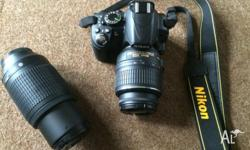 I bought the Nikon D3100 less than a year and a half