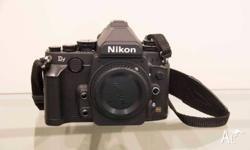 Nikon DF SLR in pristine A1 condition. Extremely low