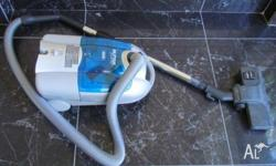 Nilfisk - Sprint Plus Vacuum 1600W is a good strong
