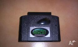 Nintendo 64 Action Replay Professional (Cartridge Only)