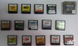 For Sale Various Nintendo DS Games Prices start from