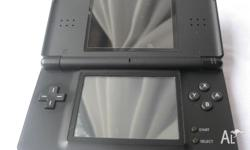 Near New Nintendo DS lite, Barely used. Comes with: