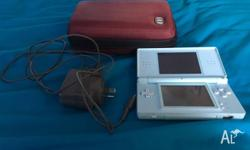 Nintendo DS Lite In Great Condition Comes with 10