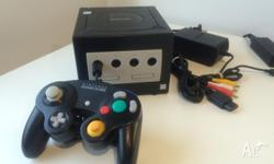 Selling my spare Nintendo Gamecube (Colour may vary