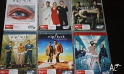All 6 seasons excellent condition price is for the lot