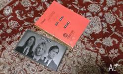 used nirvana limited edition cd set, no scratches