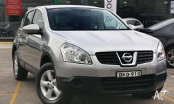 NISSAN,Dualis,J10 MY2009,2009, 4X4 On Demand, SILVER