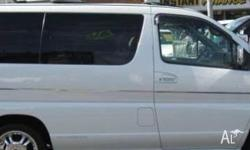 NISSAN,ELGRAND,1998, PEARL WHITE, CREAM trim, WAGON,