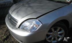NISSAN MAXIMA Ti L 2006 J31 trim 3.5ltr V6 NOW WRECKING