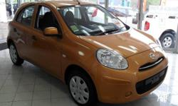 NISSAN,MICRA,K13,2011, FWD, ORANGE, 5D HATCHBACK,