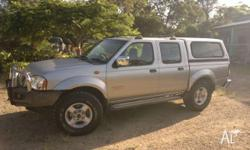 2006 Nissan Navara. 3Ltr Turbo Diesel. 2nd owner.
