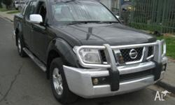 NOW WRECKING ALL NISSAN NAVARAMODELS , FROM D21TO