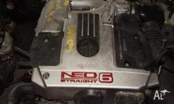 nissan neo 2ltr 59000kms rb20ve neo engine $990.00