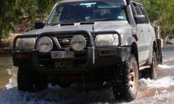 Nissan Patrol ? Highly Modified, including 6.5Ltr Chevy