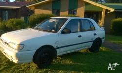 1992 Nissan Pulsar I'm selling because I'm moving to