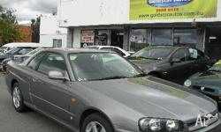 NISSAN, SKYLINE, R34, 1999, NA NON TURBO, GREY, 2D