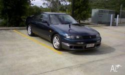 NISSAN R33 AUTO P Plater Coupe 134,001Kms 5 SPEED