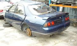 nissan skyline r33 sedan turbo 2.5ltr straight 6 5sp