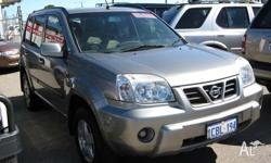 NISSAN,X-TRAIL,2003, 4dr WAGON, 2.5, 4cyl, 4sp