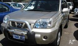 NISSAN,X-TRAIL,2004, 4dr WAGON, 2.5, 4cyl, 5sp MANUAL,