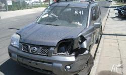 NOW WRECKING ALL NISSAN X-TRAIL T30MODELSFROM 2002 TO