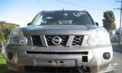 NOW WRECKING ALL NISSANXTRAIL MODELS FROM 2002 TO