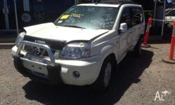 NISSAN XTRAIL NUDGE BAR T30 can FIT & supply....