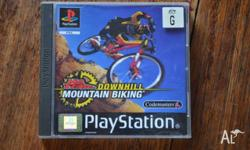 I have a working No Fear Downhill Mountain Biking game