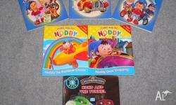 5 Noddy's story book 1 Chuggington story book In very