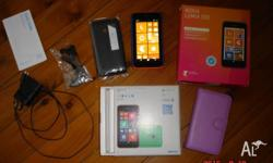 Nokia 530 windows phone with 5 mega pixel camera, 4 ""