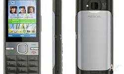 Nokia C5-00, 5 MP Camera / Flash, GPS function.