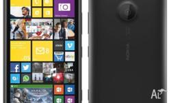 Nokia lumia 1520 32 Gb unlocked My wife bought it about