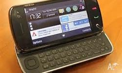 Nokia N97, unlocked any SiM, 32GB, 5MP Camera, QWERTY