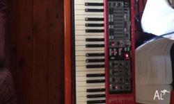 Up for sale is Nord Electro 3 73keys. It's born in 2009