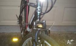 northern star mountain bicycle hardtail good condition
