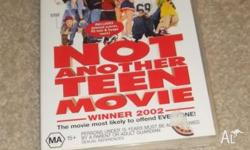 For Sale - Not Another Teen Movie DVD - this movie has