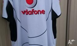 A brand new NZ Warriers Jersey, 3XL(with tags) - Cost