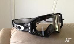 Oakley Air brake Goggles Brand new unused unwanted