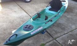 **** NEW **** Finn Beachcomber Plus Fishing Kayak