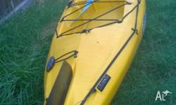 Up for sale is my Prowler Elite kayak. Get into the