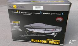 For Sale is a Ocean South Trailable Boat Cover for a