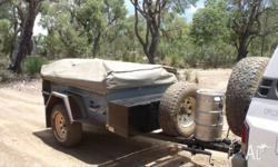 Off Road Camper Trailer, Good condition, Excellent